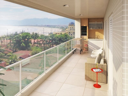 ref.: 382 - apartamento em bertioga, no bairro maitinga - 2 dormitórios