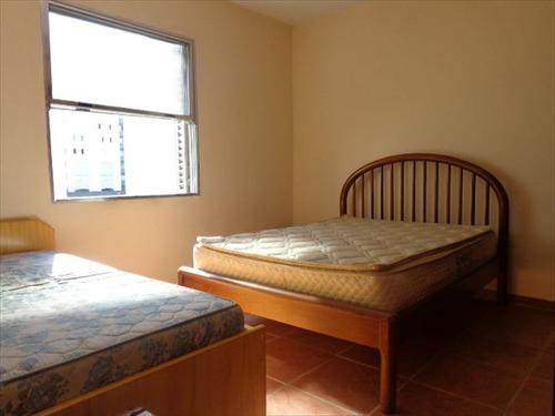 ref.: 383 - apartamento em praia grande, no bairro guilhermina - 1 dormitórios