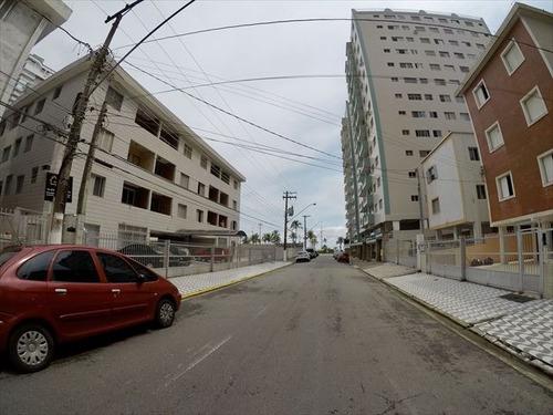 ref.: 3834 - apartamento em praia grande, no bairro canto do forte - 1 dormitórios