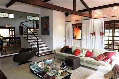 ref.: 3836 - casa condomínio fechado em carapicuiba, no bairro fazendinha - 3 dormitórios