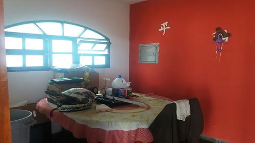 ref.: 384 - casa em itanhaém, no bairro cibratel ii - 4 dormitórios