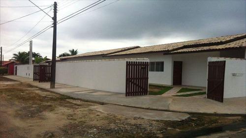 ref.: 386 - casa em itanhaém, no bairro cibratel ii - 3 dormitórios