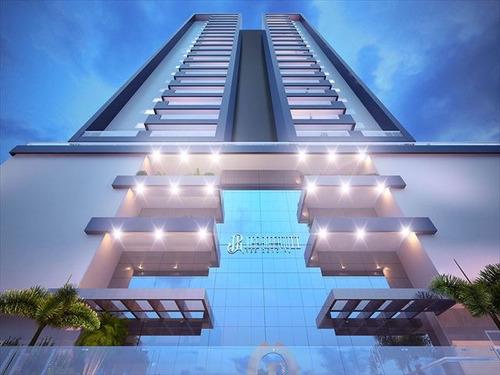 ref.: 3860 - apartamento em praia grande, no bairro tupi - 2 dormitórios