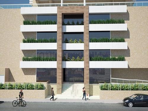 ref.: 3863 - apartamento em praia grande, no bairro aviacao - 2 dormitórios