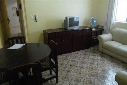 ref.: 387 - apartamento em praia grande, no bairro canto do forte - 2 dormitórios