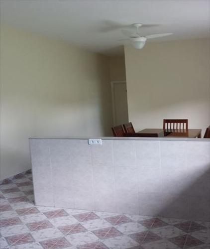 ref.: 3873 - casa em praia grande, no bairro caicara - 3 dormitórios