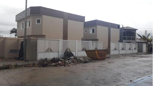 (ref: 3874) casa em condomínio - itanhaém/sp - suarão