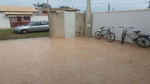 ref.: 38800 - casa em itanhaém, no bairro jardim jamaica - 2 dormitórios