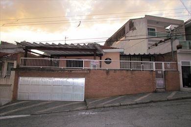 ref.: 388701 - casa em sao paulo, no bairro vila nivi - 3 dormitórios