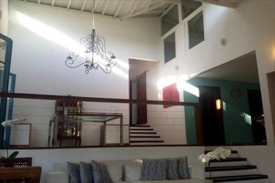ref.: 3888 - casa condomínio fechado em carapicuiba, no bairro vila velha - 3 dormitórios