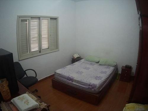 ref.: 3888 - casa em praia grande, no bairro boqueirao - 2 dormitórios