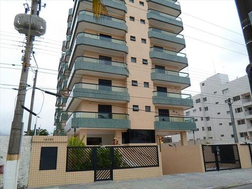 ref.: 389 - apartamento em praia grande, no bairro caicara - 1 dormitórios