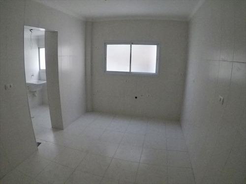 ref.: 3891 - apartamento em praia grande, no bairro guilhermina - 3 dormitórios