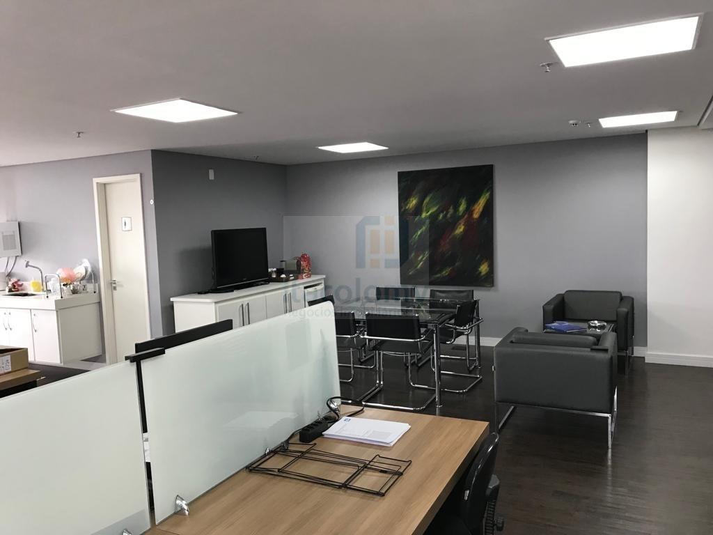 ref: 3906 quebec alphaville sala comercial com renda - 3906