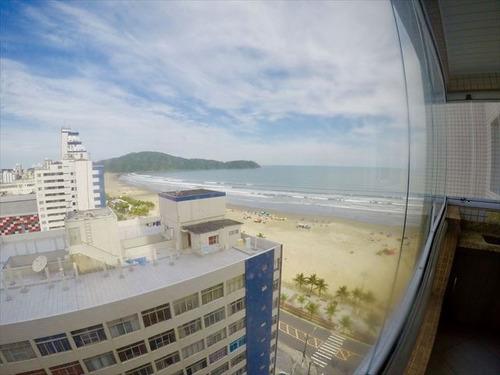 ref.: 3912 - apartamento em praia grande, no bairro boqueirao - 3 dormitórios