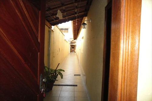 ref.: 392 - casa em praia grande, no bairro vila guilhermina - 3 dormitórios