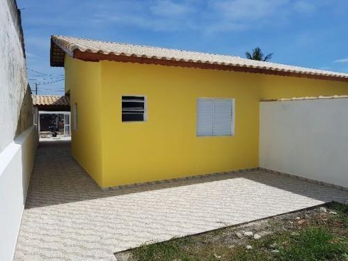 (ref: 3930) casas e sobrados - itanhaém/sp - bal. tupy
