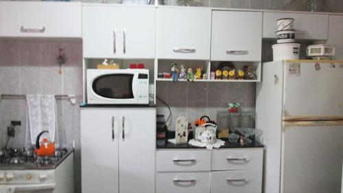 ref.: 39300 - casa em itanhaém, no bairro cibratel 2 - 2 dormitórios