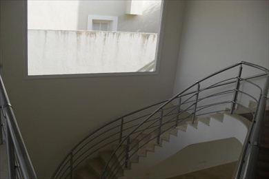 ref.: 3976 - casa condomínio fechado em cotia, no bairro são paulo ii - 4 dormitórios
