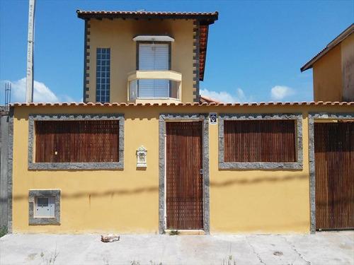 ref.: 40 - casa em mongagua, no bairro itaguai - 2 dormitórios