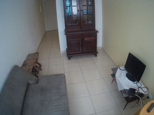 ref.: 4004 - apartamento em praia grande, no bairro tupi - 1 dormitórios