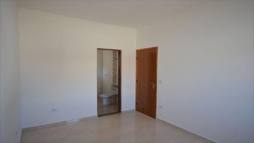 ref.: 40100 - casa em itanhaém, no bairro cibratel 2 - 2 dormitórios