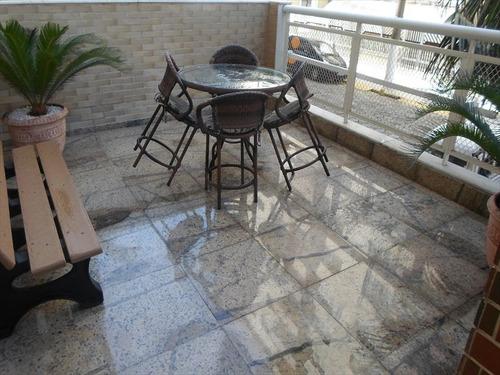 ref.: 402 - apartamento em praia grande, no bairro ocian - 3 dormitórios
