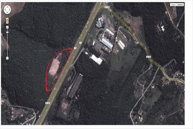 ref.: 4026 - terreno em itapecerica da serra, no bairro parque santa amelia