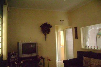 ref.: 40400 - casa em praia grande, no bairro balneario maracana - 2 dormitórios