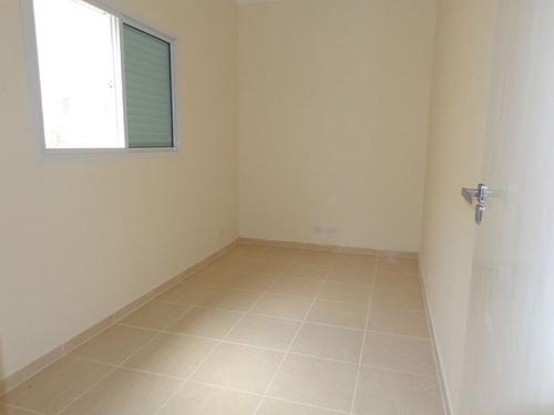 ref.: 405 - casa em praia grande, no bairro caicara - 3 dormitórios