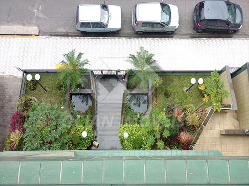 ref.: 406 - apartamento em praia grande, no bairro tupi - 2 dormitórios