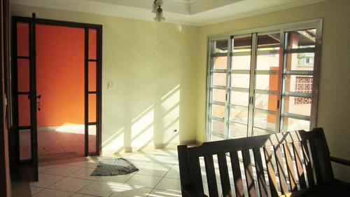 ref.: 40600 - casa em itanhaém, no bairro centro - 3 dormitórios