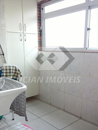 ref.: 407 - apartamento em praia grande, no bairro ocian - 2 dormitórios