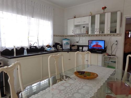 ref.: 407 - casa em praia grande, no bairro imperador - 2 dormitórios