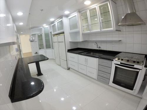 ref.: 4071 - apartamento em praia grande, no bairro canto do forte - 2 dormitórios