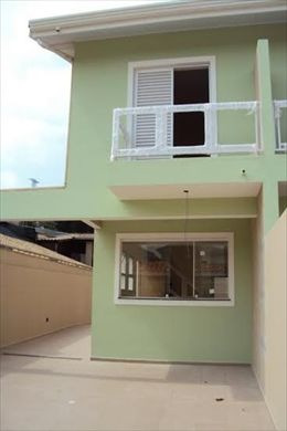 ref.: 4081 - casa condomínio fechado em cotia, no bairro chacara canta galo - 3 dormitórios