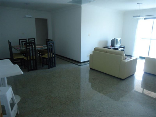 ref.: 4098 - apartamento em praia grande, no bairro canto do