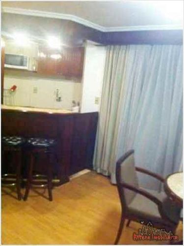 ref.: 4116 - apartamento em sao paulo, no bairro higienopolis - 1 dormitórios