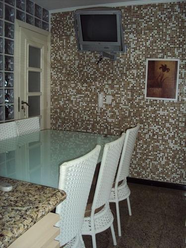 ref.: 4117 - apartamento em praia grande, no bairro canto do
