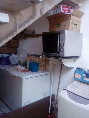 ref.: 412207 - sobrado condominio fechado em sp - 300mil!