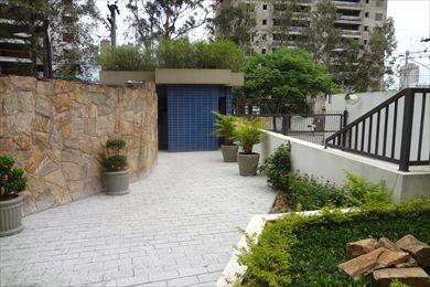 ref.: 4132 - apartamento em sao paulo, no bairro morumbi/vila andrade - 3 dormitórios