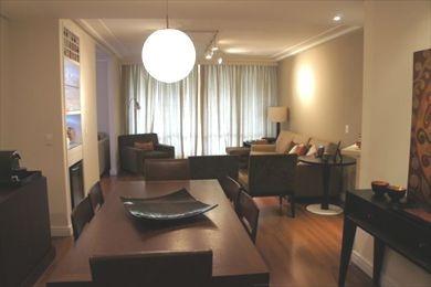 ref.: 4134 - apartamento em sao paulo, no bairro panamby - 3 dormitórios
