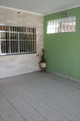ref.: 413501 - casa em sao paulo, no bairro vila nina - 2 dormitórios