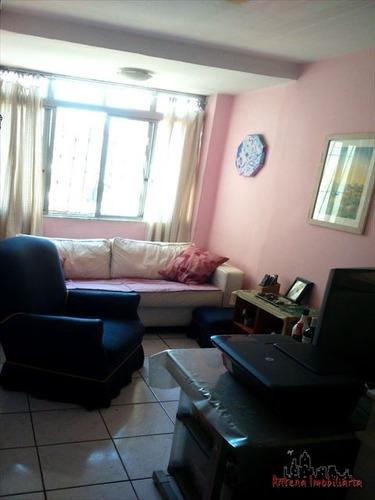 ref.: 4139 - apartamento em sao paulo, no bairro santa cecilia - 2 dormitórios
