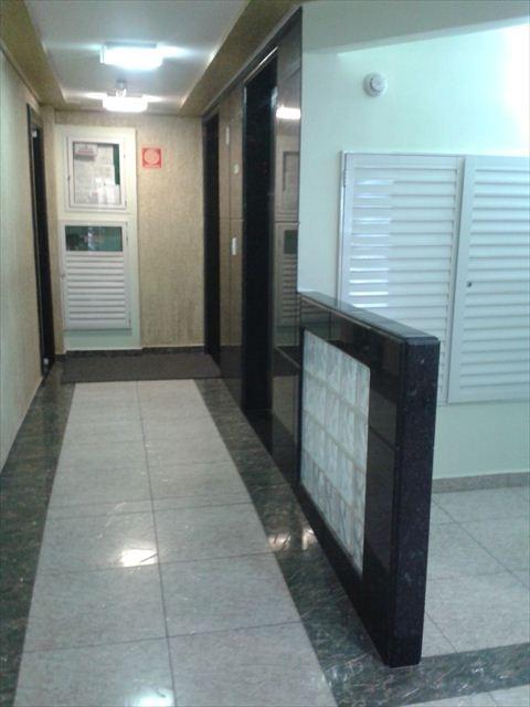 ref.: 414 - apartamento em praia grande, no bairro caicara - 2 dormitórios