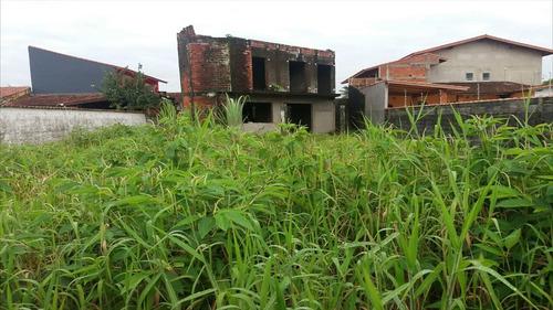 ref.: 415 - terreno em itanhaém, no bairro cibratel ii