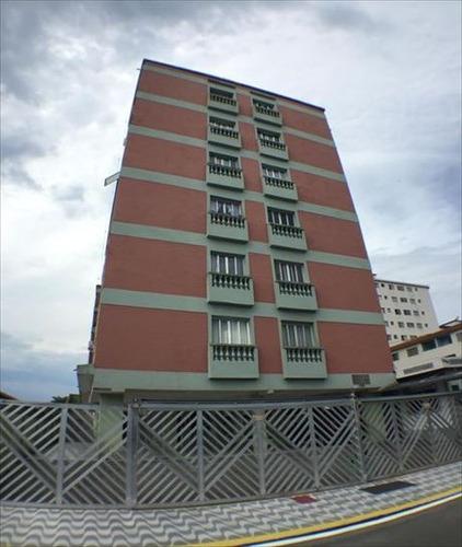 ref.: 4155 - apartamento em praia grande, no bairro boqueirao - 1 dormitórios