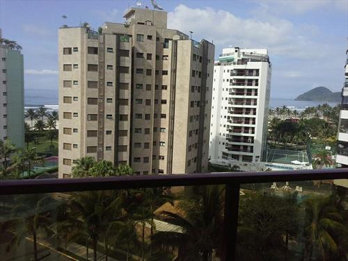 ref.: 416 - apartamento em bertioga, no bairro riviera de sao lourenco - 3 dormitórios