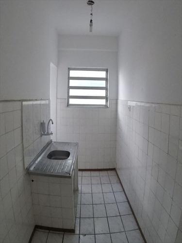 ref.: 4167 - apartamento em praia grande, no bairro guilhermina - 1 dormitórios