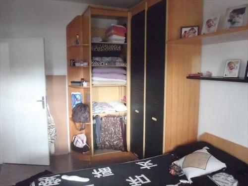 ref.: 4172 - apartamento em santos, no bairro vila belmiro - 2 dormitórios